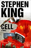 Stephen King Cell cover