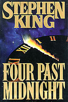 Four Past Midnight - Stephen King 1st edition cover