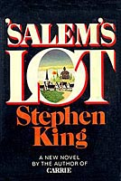 Salem's Lot - Stephen King 1st edition