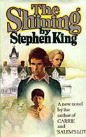 The Shining - Stephen King 1st edition