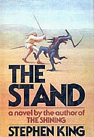 The Stand - Stephen King 1st edition